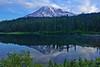 Mount Rainier Reflection Lake 3