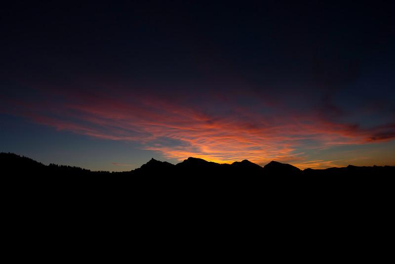 Mount Rainier 28 Sunrise E