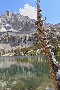 Matlock Lake, Kersarge Pass Trail