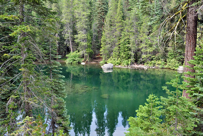 Ye 'Ol Swimmin' Hole -  Huntington Lake, Sierra National Forest