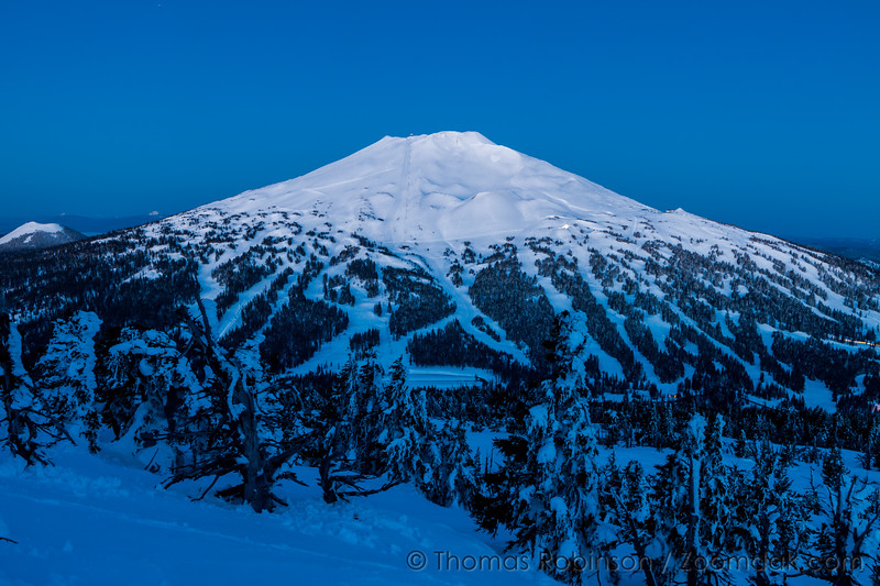 Mt. Bachelor Pre-Dawn