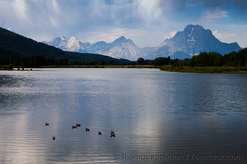 Oxbow Bend, Tetons