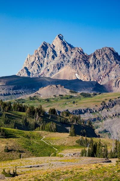 Teton Crest Trail, Grand Teton