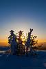 Sun Shimmering Sunrise, Tumalo Mountain