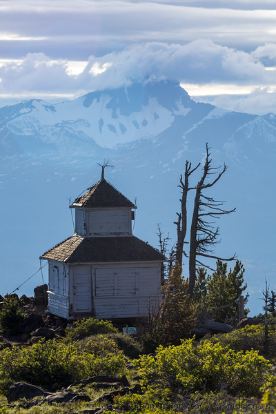 Black Butte Cupola