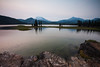 Sparks Lake, Oregon - Classic View