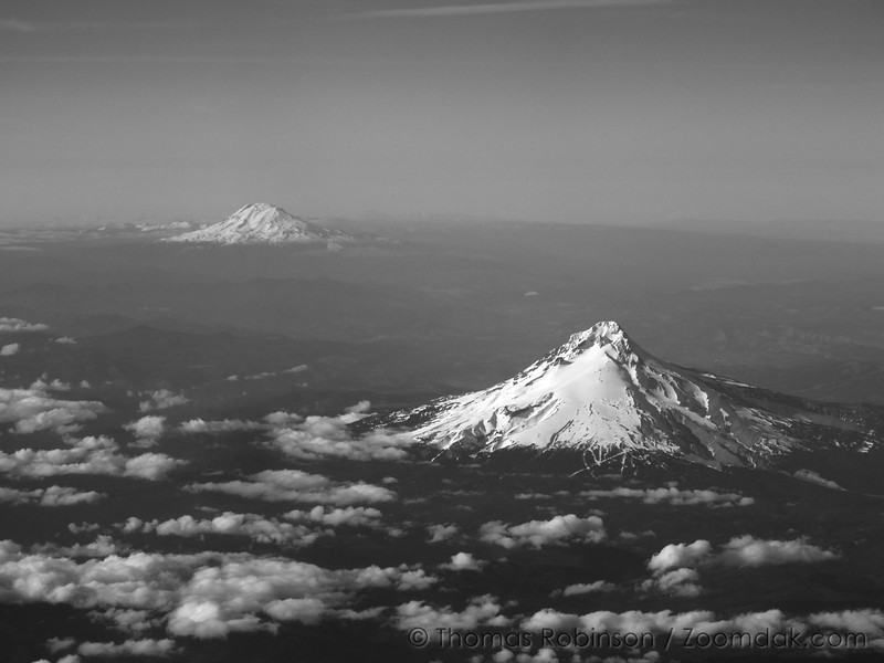 Mountains from Air