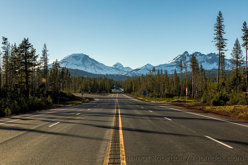 Cascade Lakes Highway