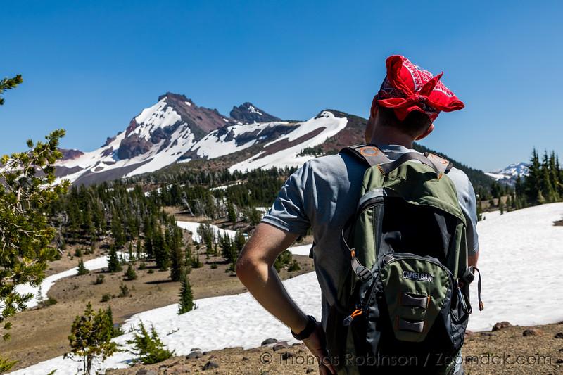 Mountain Onlooker