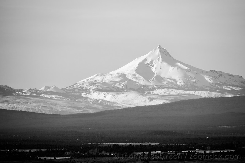 Snowy Mt. Jefferson