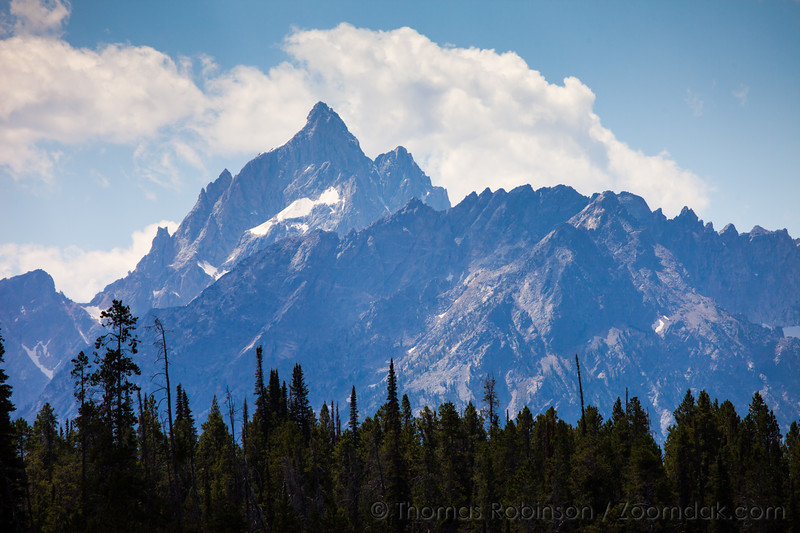Grand Teton Above it All