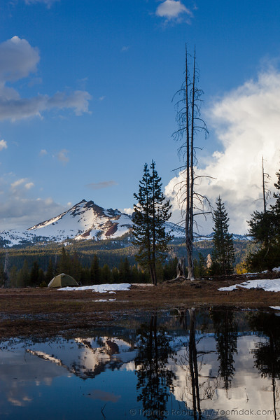 Cascade Lakes Camping in Central Oregon