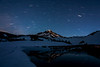 South Sister Star Trails