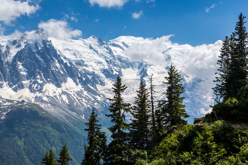 Tour du Mont Blanc View
