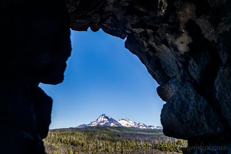 Mountains Thru the Window