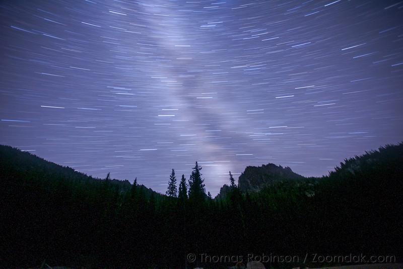 18:38 of McClellan Peak
