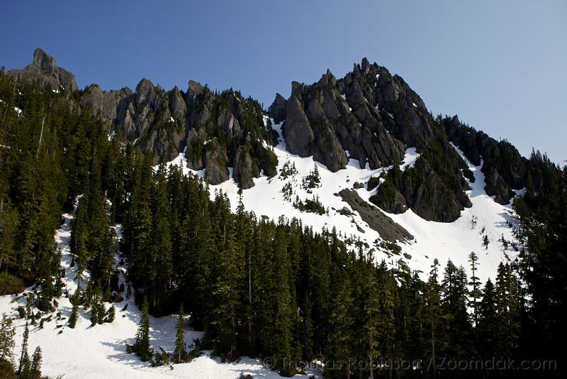 Flapjack Lakes Ridge
