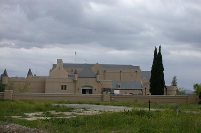 The Scientology Complex near Hemet.