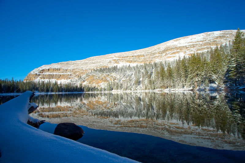 Shadow Lake, Uinta National Forest, Utah