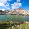 Amethyst Lake, Uinta National Forest, Christmas Meadows