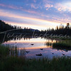 Shadow Lake, Uinta Mountains, Utah, Sunrise