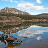 Wall Lake, Uinta National Forest, Utah