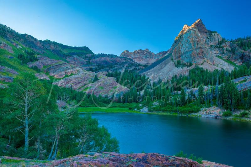 Lake Blanche Morning