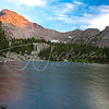 Ostler lake, Uintas National Forest, Utah