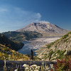 Mt St Helens,  Norway Pass