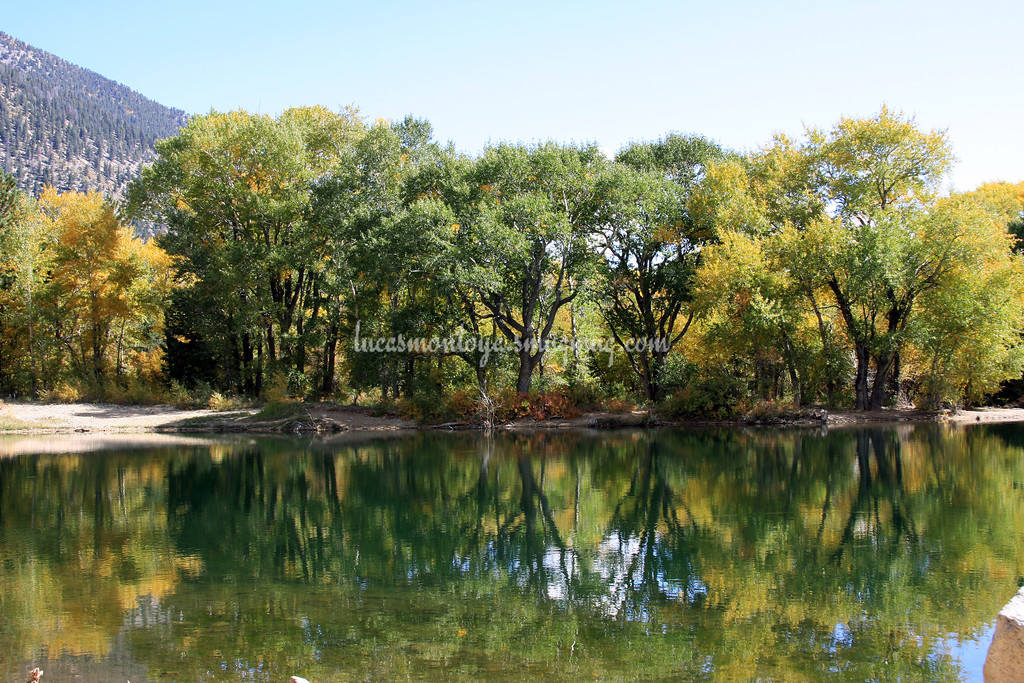 Chalk Lake, Colorado and Surrounding Area - September 2008