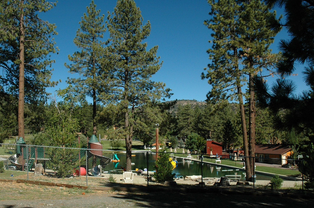 Wrightwood Country Club, where I was a lifeguard for a few years while in Highschool/College.