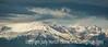 Clouds on Pike's Peak