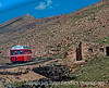 Approaching the summit of Pike's Peak on the Cog Railway