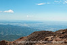 View from the top of Pike's Peak; needs to be viewed in the largest sizes