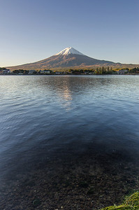 Fuji & Kawaguchiko Morning