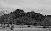 A rock formation in the Scottsdale, Arizona area