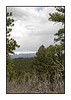 Pike's Peak as viewed from a point high in Eleven Mile Canyon in Colorado; view detail in the largest sizes.