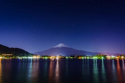 Fuji Twilight