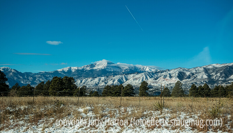 Pike's Peak, Shot from the Car