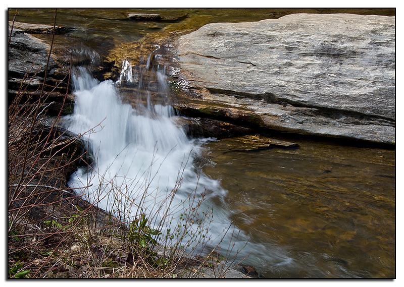 Small falls, North Carolina