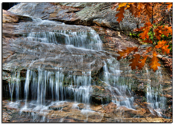 Lower Falls, Graveyard Fields, NC