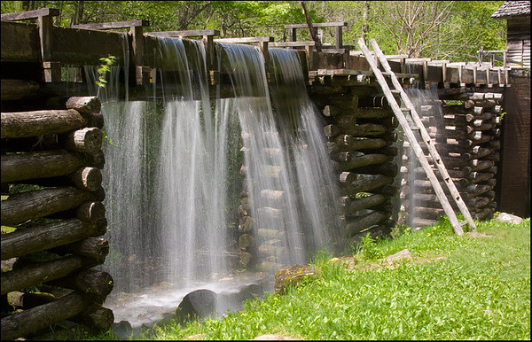 Mingus Mill, NC