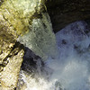 Waterfall captured from quadcopter