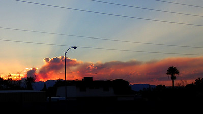 Mt Charleston Fire