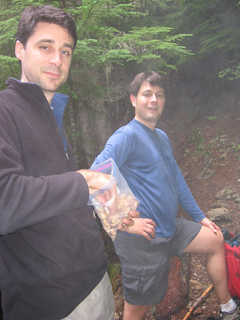 Mt. Dickerman, September 23, 2007
