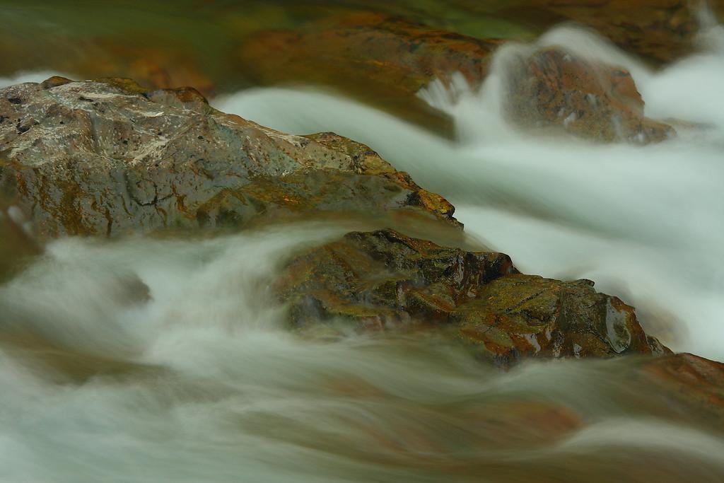 Ohanapecosh river