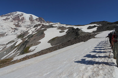 Merge the I5 for the Camp Muir :)