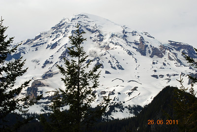 Mt. Ranier, Washington