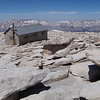 Mt. Whitney - summit hut