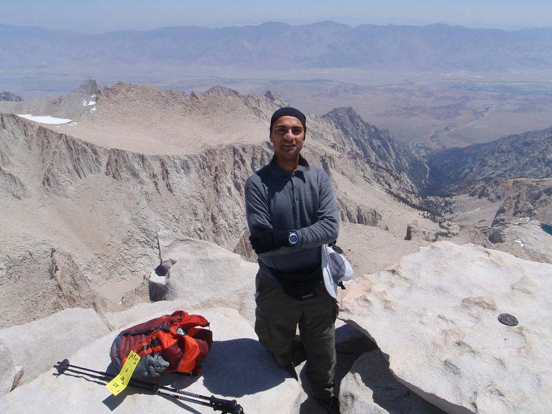Mt. Whitney - Summit!